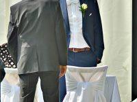Der Bräutigam am Zicksee