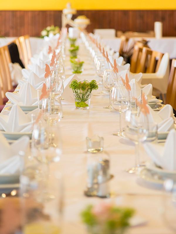 Hochzeit im Gasthof zur Linde