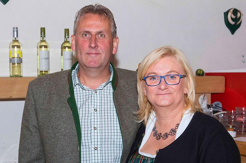 Simone Husz-Gelbmann und Martin Gelbmann